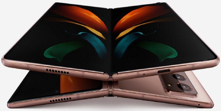 Samsung galaxy z fold 2 presentazione