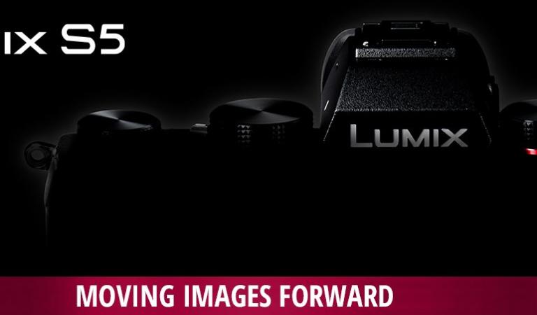 Lumix S5: a settembre la nuova full-frame di Panasonic