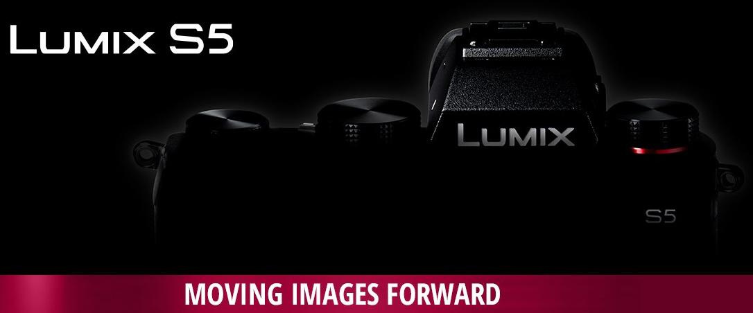 Lumix S5: a settembre la nuova full-frame di Panasonic thumbnail