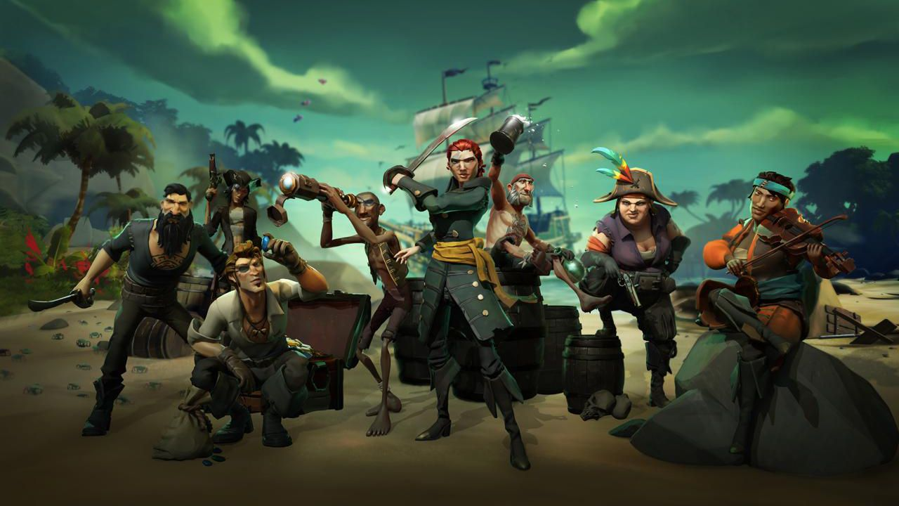 Sea of Thieves: nuovo evento con l'aggiornamento di agosto thumbnail