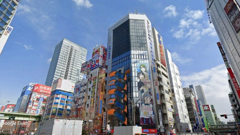 Sega Building 2