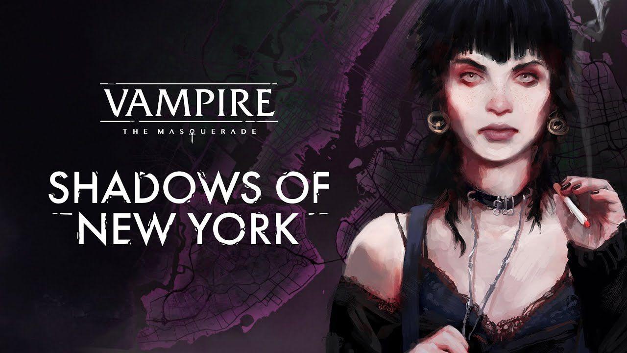Vampire: The Masquerade – Shadows of New York, svelata la data d'uscita thumbnail