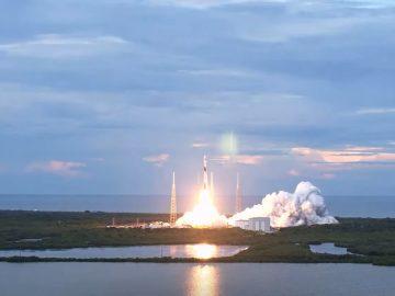SpaceX sud rotta orbita polare