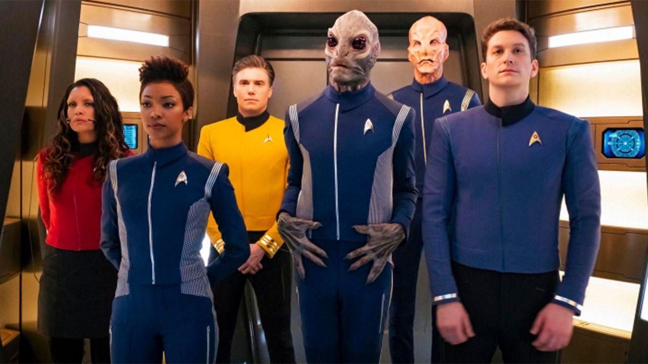 Rivelata la data d'uscita della terza stagione di Star Trek: Discovery thumbnail