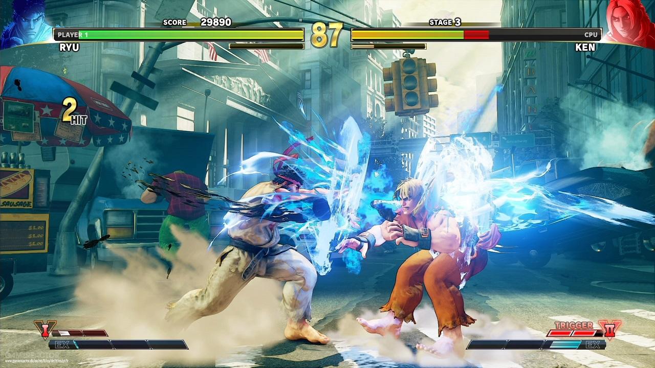 """Gli organizzatori del torneo di Street Fighter V si scusano per i """"rumori molesti"""" durante la partita thumbnail"""