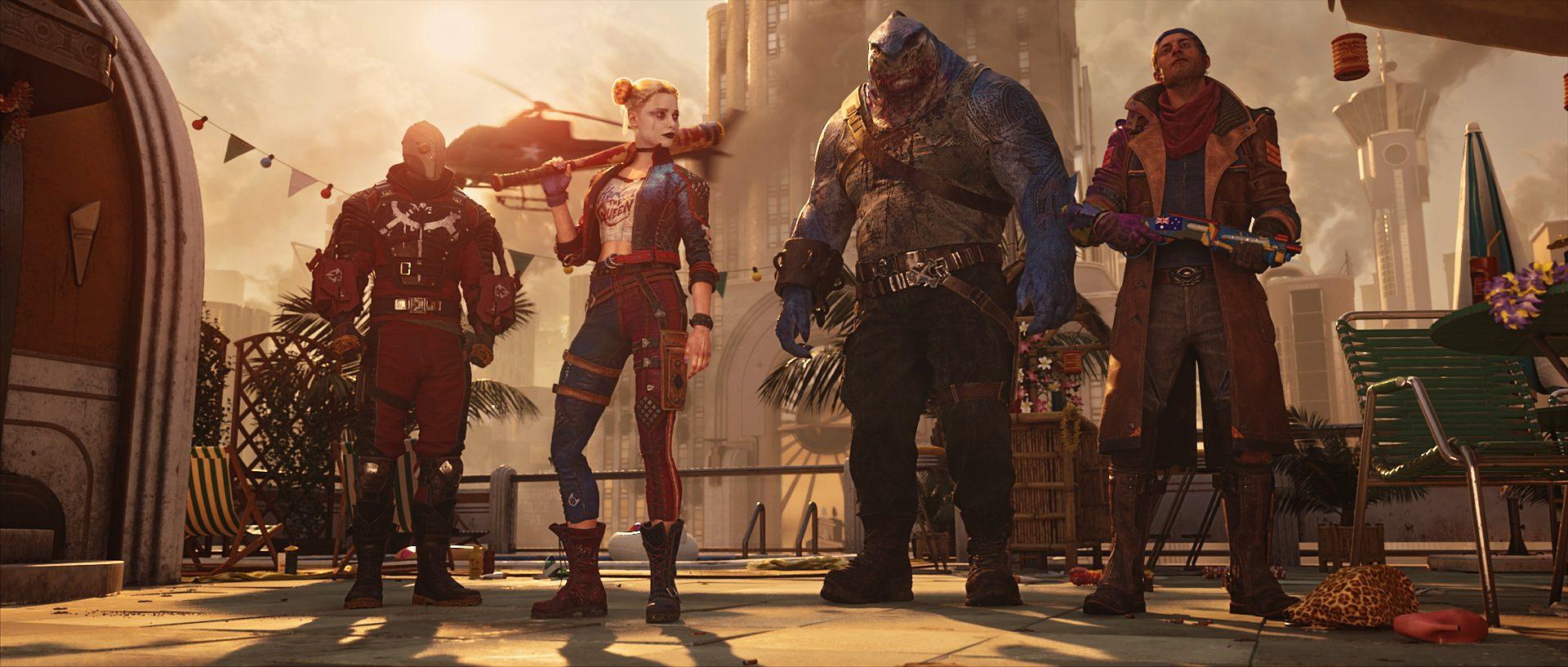 Suicide Squad: Kill the Justice League, tutti contro Superman thumbnail