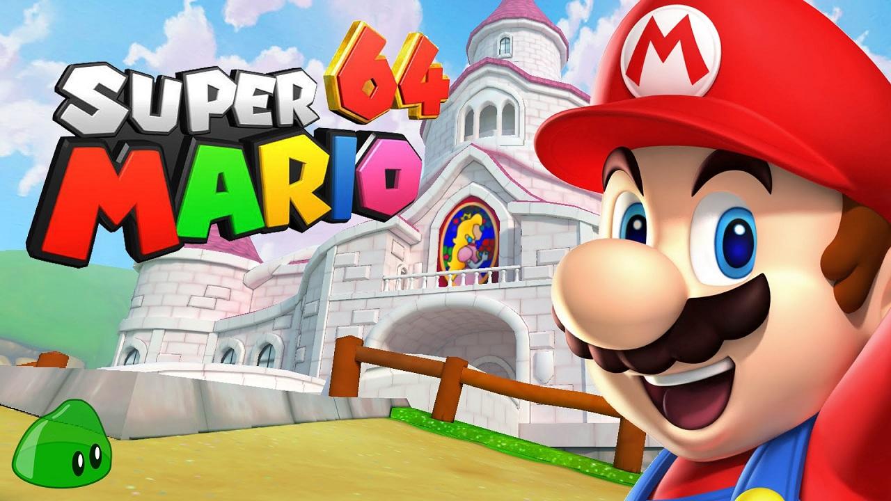 Super Mario 64 è stato sviluppato in circa 622 giorni thumbnail