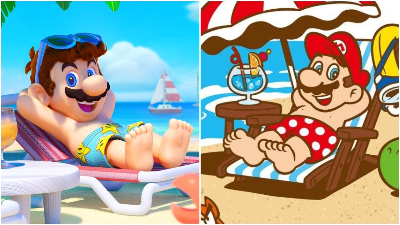 Dove sono finiti i capezzoli di Super Mario? thumbnail
