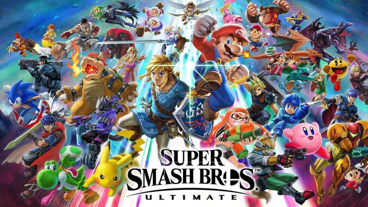 Ecco un nuovo aggiornamento per Super Smash Bros. Ultimate thumbnail