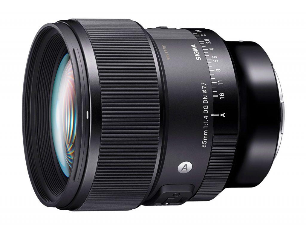 Sigma 85mm f/1,4