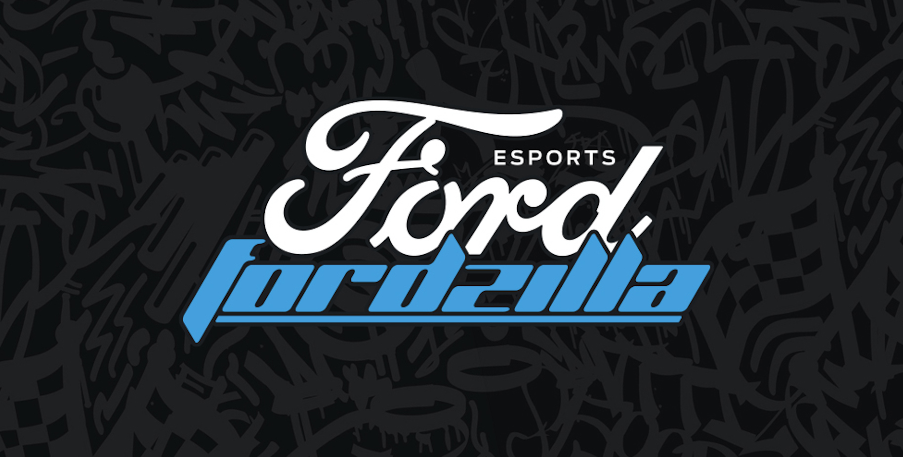 Team Fordzilla P1 logo bello