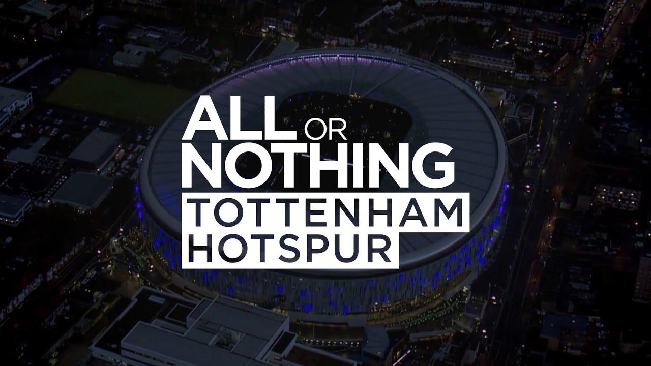 Tom Hardy sarà la voce narrante in All or Nothing: Tottenham Hotspur thumbnail