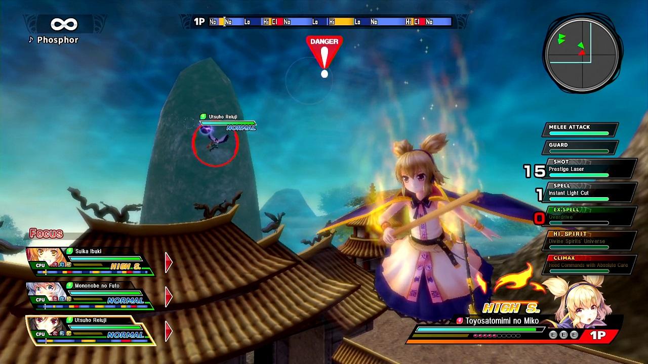 Touhou Sky Arena: Matsuri Climax in arrivo su PC thumbnail