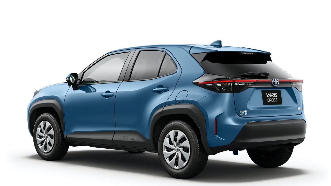 Toyota Yaris Cross: partono le vendite in Giappone, in Europa dal 2021 thumbnail