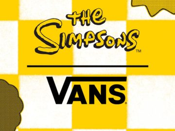 VANS Simpsons collezione