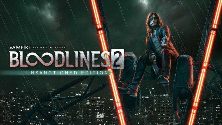 Vampire: The Masquerade - Bloodlines 2 uscita