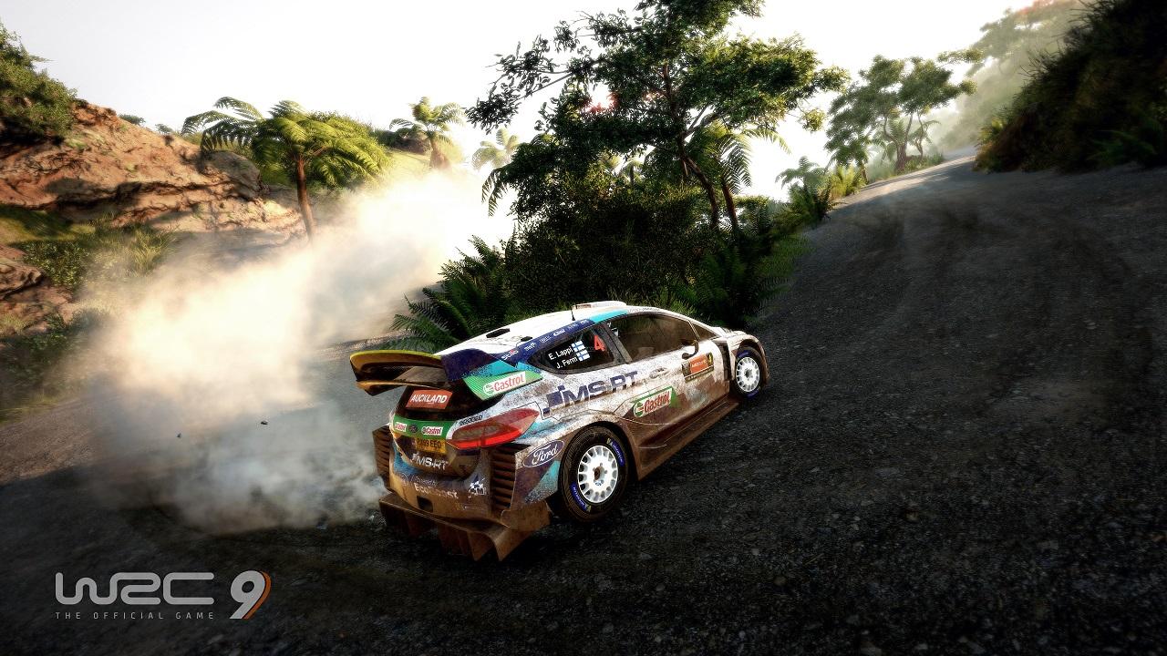 WRC 9 svela le sue auto leggendarie thumbnail