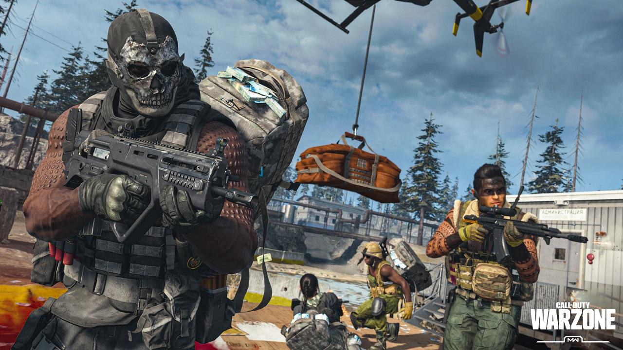 Il nuovo aggiornamento su Call of Duty Modern Warfare e Warzone per Xbox One è davvero enorme thumbnail