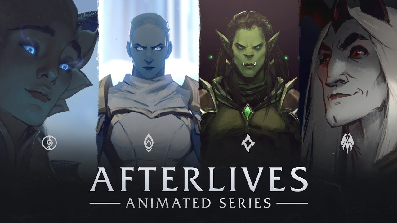 Blizzard presenta Afterlives, la serie animata ispirata a World of Warcraft thumbnail