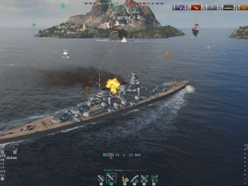 World of Warships aggiornamento