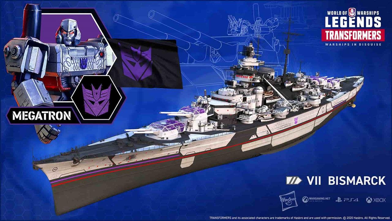 I Transformers arrivano in World of Warships con un aggiornamento thumbnail