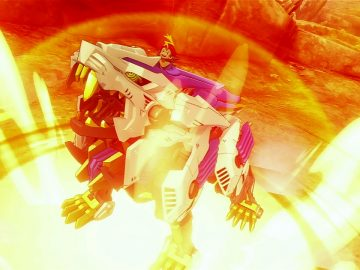 zoids wild blast unleashed hands off