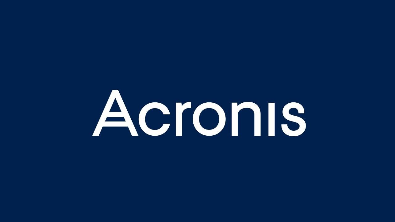 Acronis presenta il nuovo Acronis True Image 2021 thumbnail