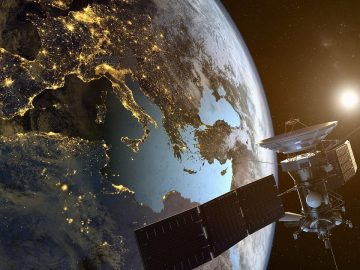 amazon costellazione satelliti