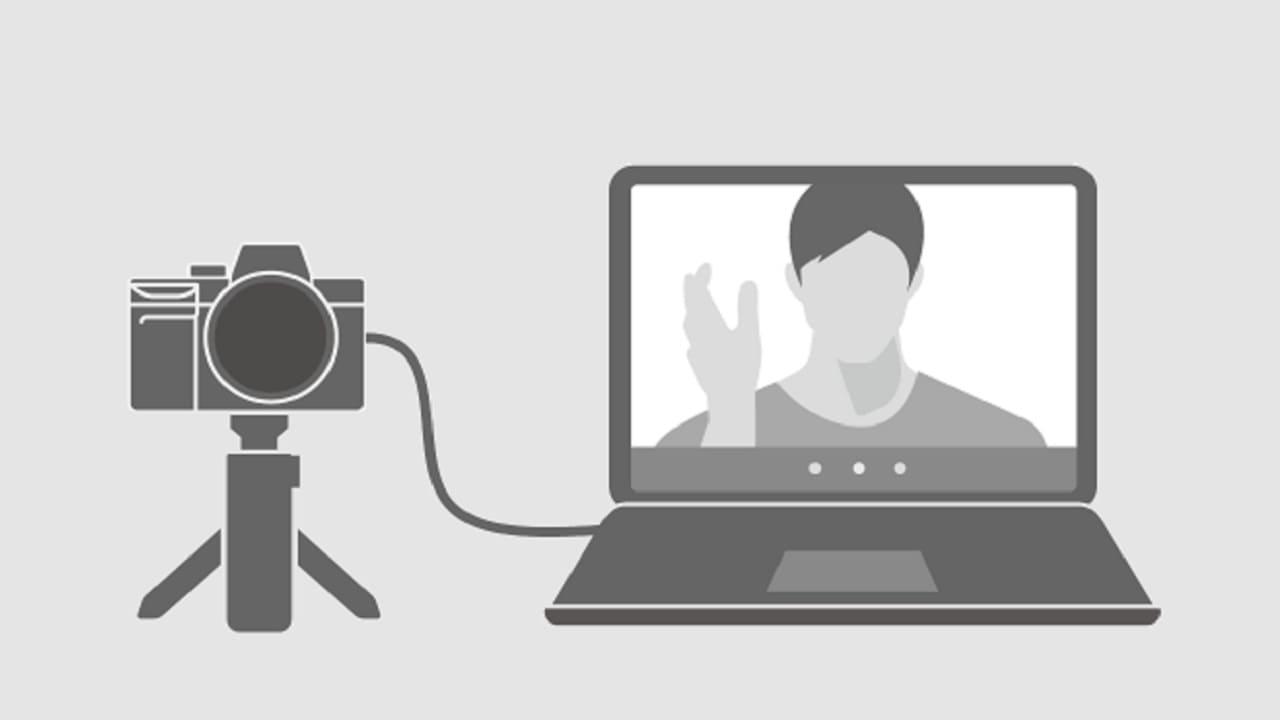 Fai una videochiamata usando la tua fotocamera Sony thumbnail