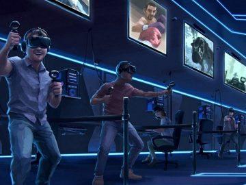 sale giochi realtà virtuale
