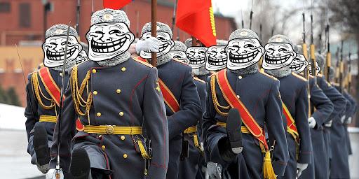 armata di troll