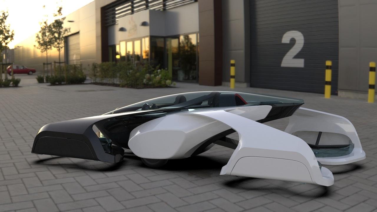 In Giappone le auto volanti potrebbero diventare presto realtà thumbnail