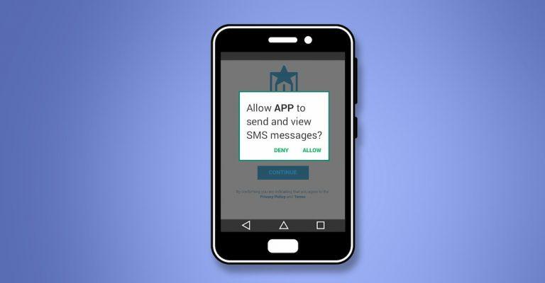 autorizzazioni app android permetti