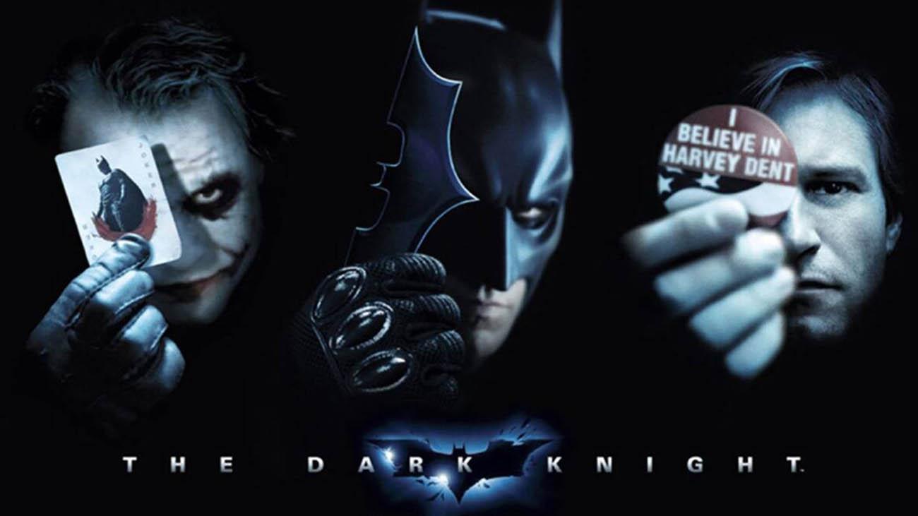 batman il cavaliere oscuro marketing