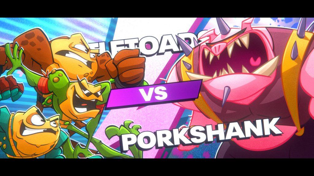 battletoads recensione porkshank