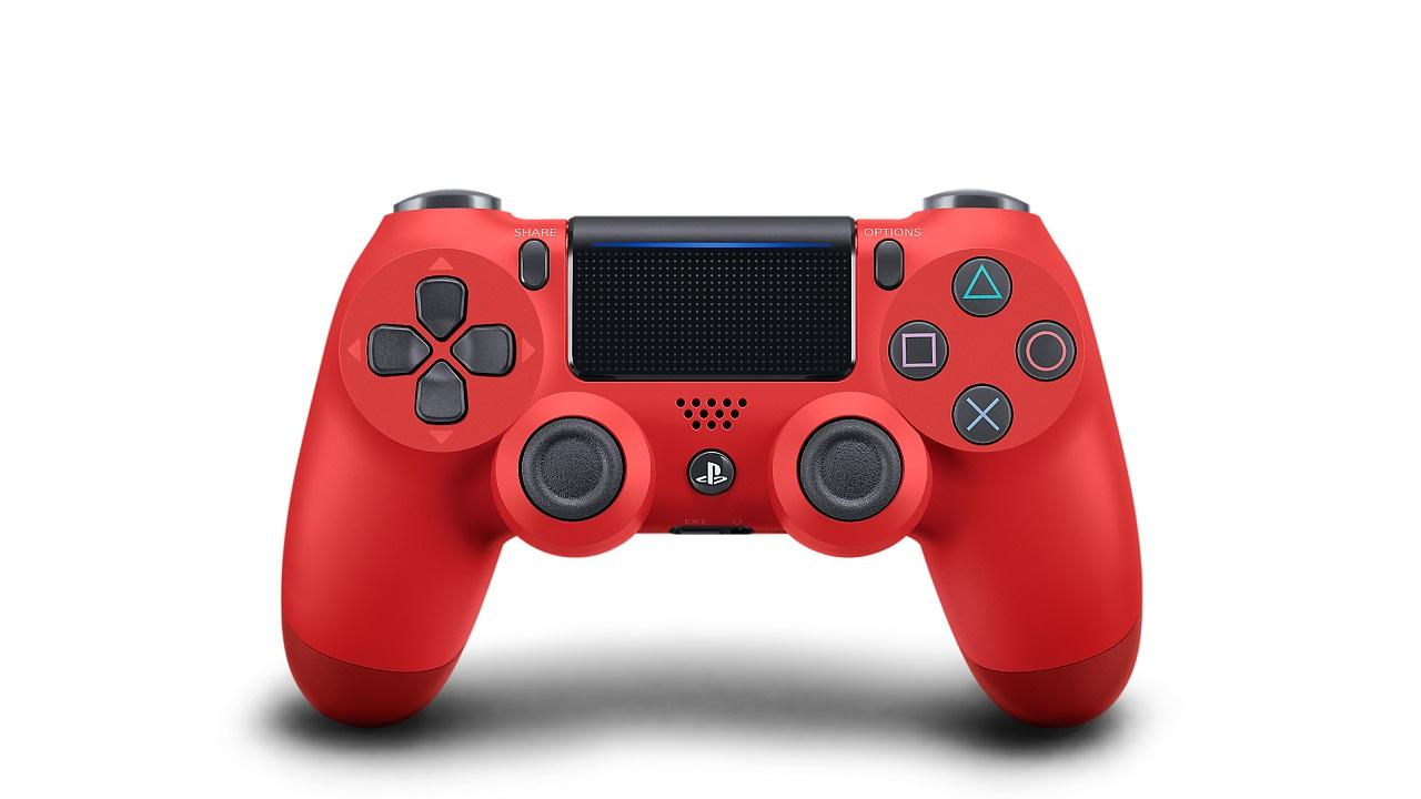 Tornano i colori tra i controller di PlayStation 4 thumbnail