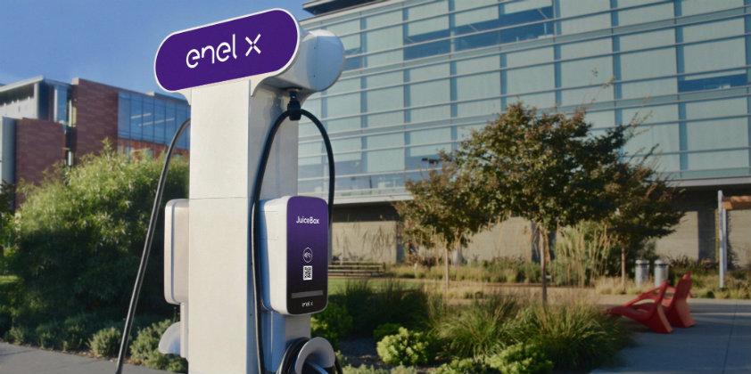 Enel X porta a 50.000 le colonnine di ricarica in Europa thumbnail