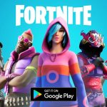 epic games fortnite oneplus google