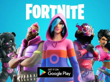 epic games fortnite oneplus google