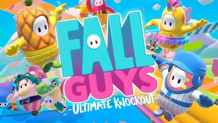 fall guys record