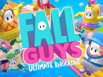 fall guys mobile cina