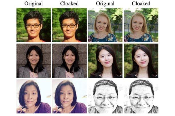 fawkes team di sviluppo riconoscimento facciale
