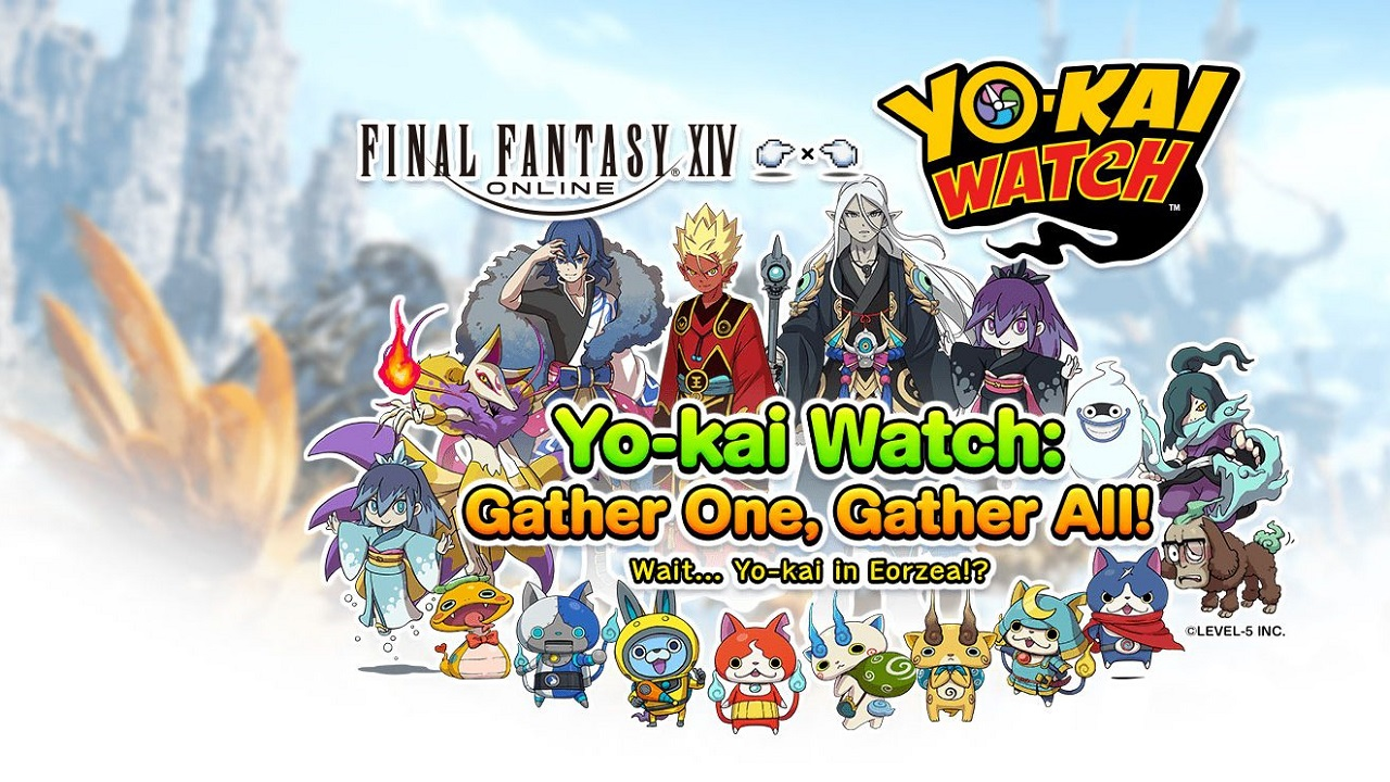 Gather One, Gather All! arriva in FINAL FANTASY XIV Online thumbnail