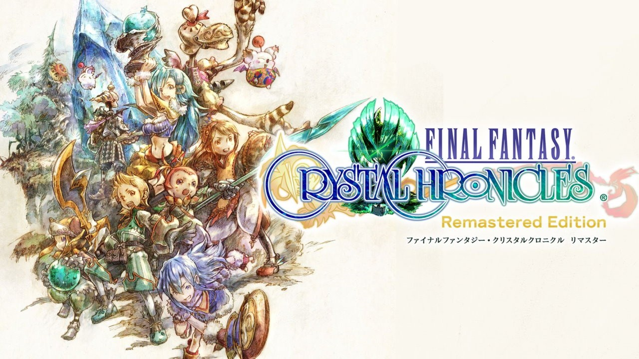 Final Fantasy Crystal Chronicles, arriva la Remastered Edition thumbnail