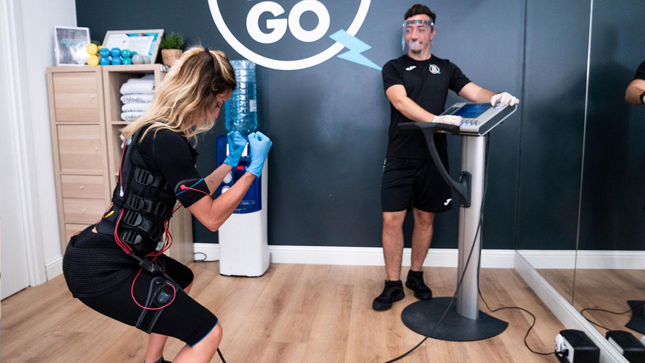 fit and go allenamento