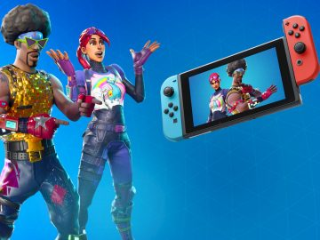 fortnite nintendo switch copertina