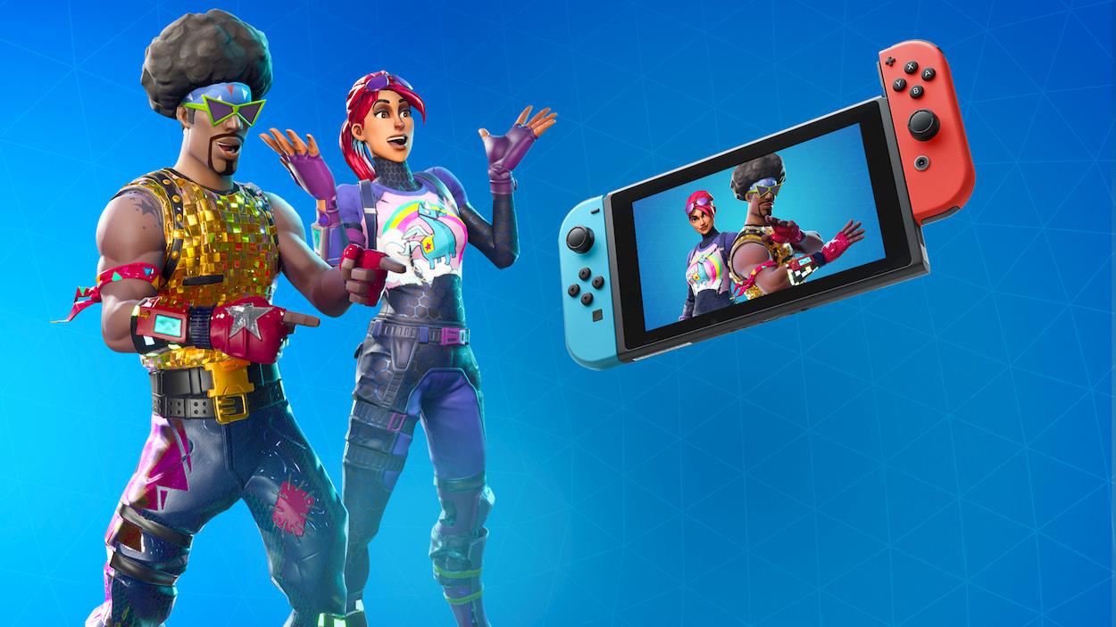Come giocare a Fortnite sulla Nintendo Switch thumbnail