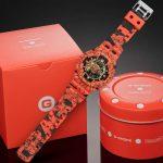 g-shock orologio dragon ball z