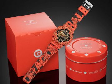 g-shock orologio dragon ball z