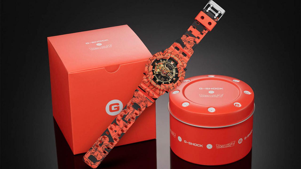 L'orologio che farà impazzire i fan di Dragon Ball Z thumbnail